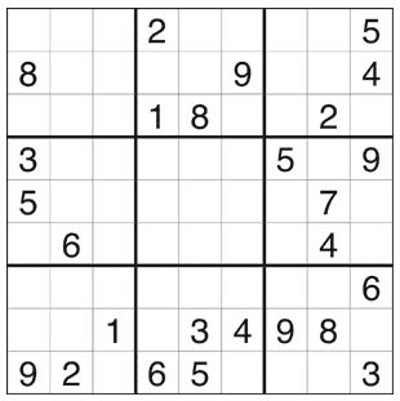 Free Printable Sudoku Puzzles for Seniors - DailyCaring
